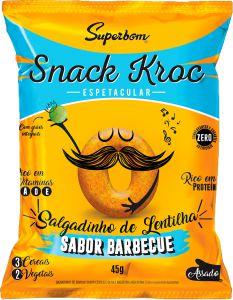 Snack Kroc Sabor Barbecue 45g