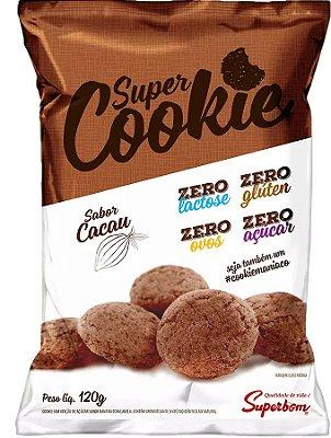 Super Cookie Zero Sabor Cacau 120 gr.