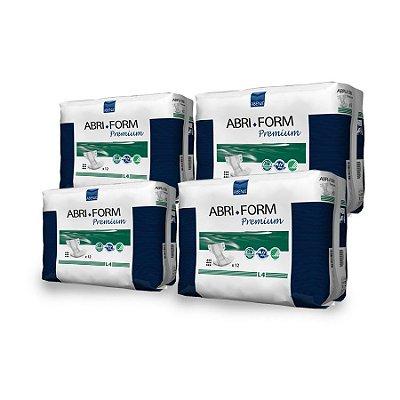 Fralda Geriátrica ABENA Abri-form L4 (Kit com 48 unidades)