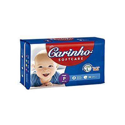 Fralda Infantil Carinho Premium Mega P 36 unidades