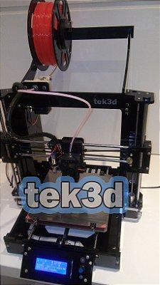 Kit Impressora 3d Graber I3 Tek3d FULL Com Nivelamento Automatico e LCD e extruder Bowden