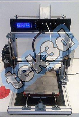 Impressora 3D Alumínio TEK3D