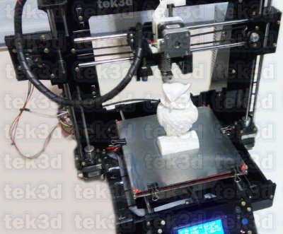 Locação de Impressora 3d Graber I3 Tek3d