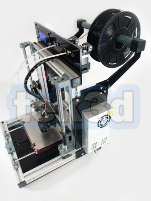 Kit de Impressora 3d Prusa I3 Tek3d Full