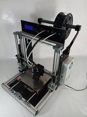 Kit Mecanica Aluminio I3 (kit mecanico parcial tipo 2 - diferença não tem base de MDF)