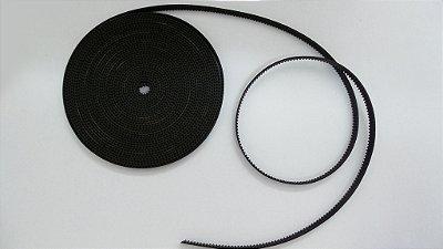 Correia Gt2 X 6mm (por metro)