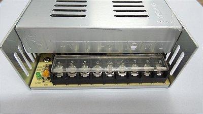 Fonte chaveada 12V 350W - Unidade