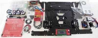 Kit Impressora 3d Graber I3 Tek3d FULL Com Nivelamento Automatico e LCD
