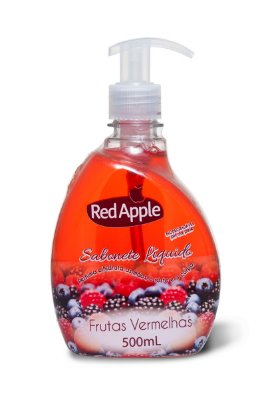 Sabonete Liquido Frutas Vermelhas