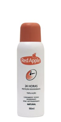 Desodorante. Antitranspirante Spray Natural