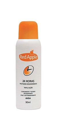 Desodorante Antitranspirante Spray Aveia