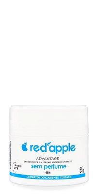 Desodorante Antitranspirante em Creme Sem Perfume