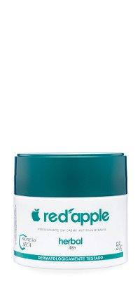 Desodorante Antitranspirante em Creme Herbal