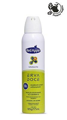 Desodorante Antitranspirante Aerosol Erva Doce