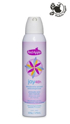 Desodorante Antitranspirante Aerosol Joy