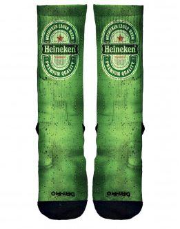 Meia Elite Heineken - Cano Médio