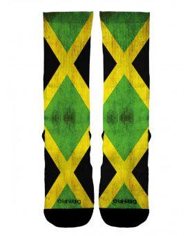 Meia Elite Jamaica - Cano Médio