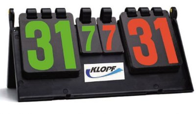 Marcador para Tênis de Mesa Mod 5086 (1Kg)