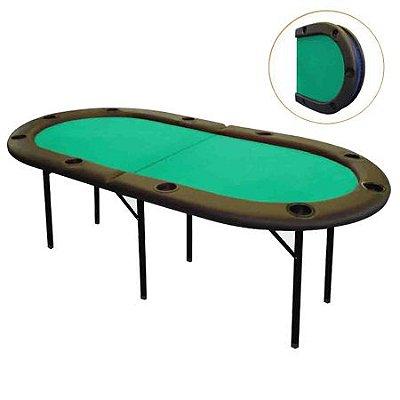 Mesa de Poker Dobrável 1079