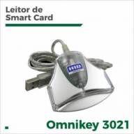 Leitor Omnikey 3021 HID