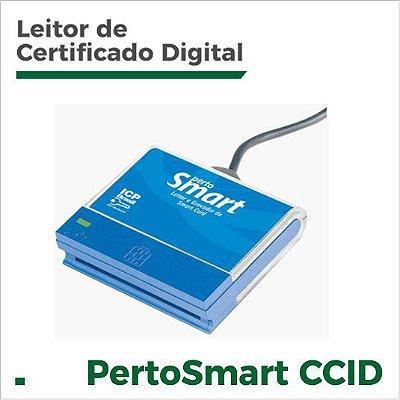 Leitor de Smart Card Perto Smart CCID