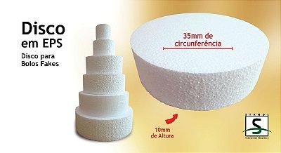 Disco em EPS - 35 cm
