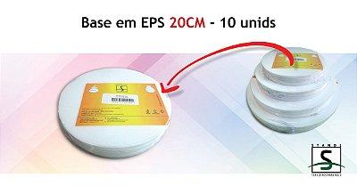 Base em EPS Redonda - 10 unidades