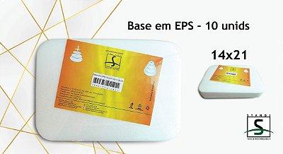Base em EPS retangular - 10 unidades