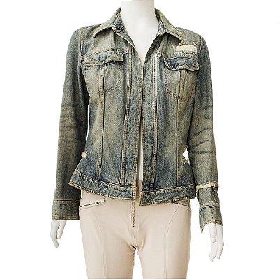 DOLCE & GABBANA | Jaqueta Dolce & Gabbana Jeans Estonad
