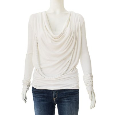 GIVENCHY | Blusa Givenchy Algodao Off White