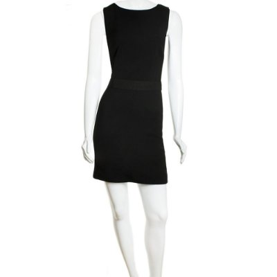 DOLCE & GABBANA | Vestido Dolce & Gabbana Viscose Preto