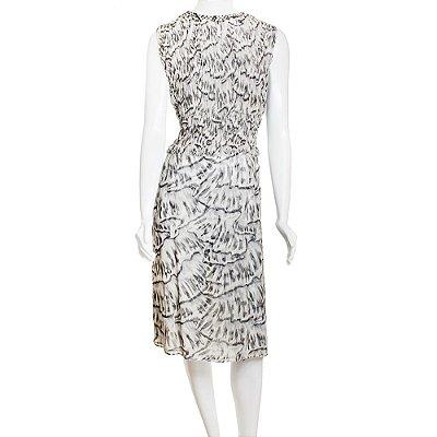 BOTTEGA VENETA | Vestido Bottega Veneta Seda Estampado