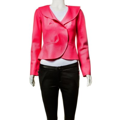GIANNI VERSACE | Bolero Gianni Versace Feltro Pink