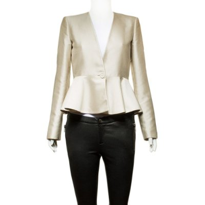 STELLA MCCARTNEY | Blazer Stella McCartney Seda Off White