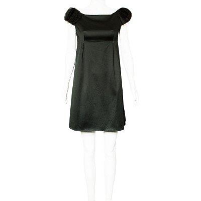VALENTINO | Vestido Valentino Seda Preto