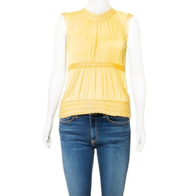 LOUIS VUITTON | Regata Louis Vuitton Cashmere Amarelo