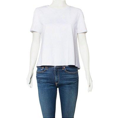 VALENTINO | Camiseta Valentino Algodão Branco
