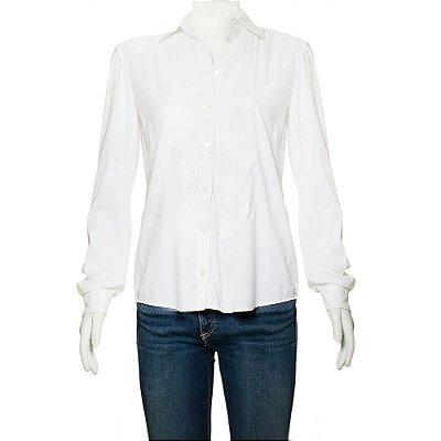 OSCAR DE LA RENTA | Camisa Oscar Dela Renta Algodão Branca
