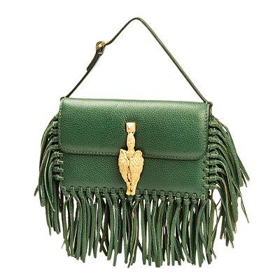 VALENTINO | Bolsa Valentino Couro Verde