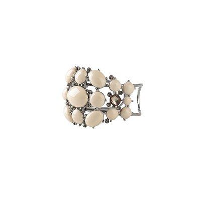 FG | Pulseira FG Bracelete Marfim