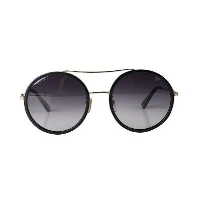 GUCCI | Óculos Gucci Metal/ Acrilico Fume