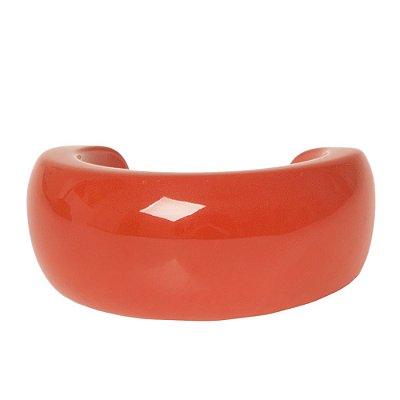 SM | Bracelete SM Resina Vermelho