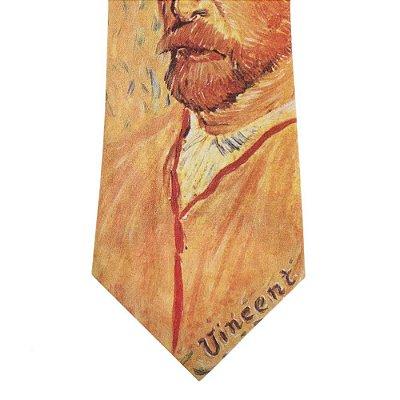 RALPH LAUREN | Gravata Ralph Lauren Seda Van Gogh