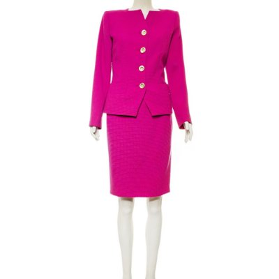 YVES SAINT LAURENT | Tailleur Yves Saint Laurent Lã Rosa
