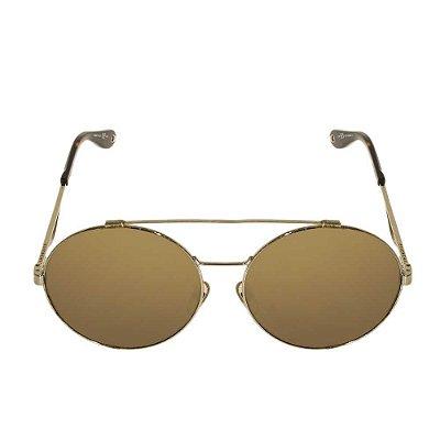 GIVENCHY   Óculos Givenchy Metal Ouro Velho