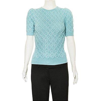 DOLCE & GABBANA | Pullover Dolce & Gabbana Cashmere Azul Claro