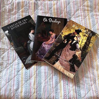Combo 3 Livros de Giovana Cunha
