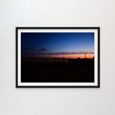 Escureceu na cidade das cores - Dani Cavalheri