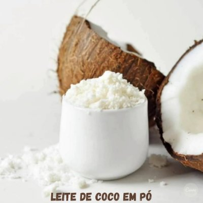 Leite De Coco Em Pó  - 250 gr