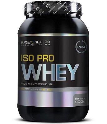 ISO PRO WHEY – 900G - PROBIOTICA